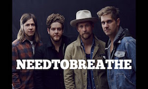 NEEDTOBREATHE To Release