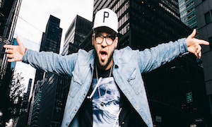 Andy Mineo's New Project I: The Arrow Arrives Today (April 27)