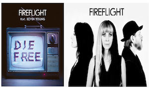 "FIREFLIGHT RELEASES ""DIE FREE"" SINGLE AUG. 3"