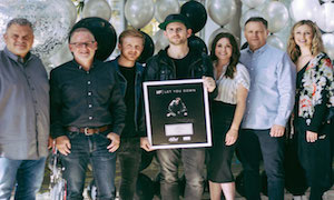 """Let You Down"" Eclipses Top 40 Chart As NF Hit Co-Written & Produced By Tommee Profitt Marks First Pop No. 1 For Capitol CMG Publishing"