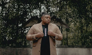 Tedashii Launches the #SmileTrainChallenge